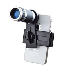 jackleo lensnano mobil objektivu fotoaparátu 8x dalekohled zoom teleobjektivu pro iPhone Samsung etc