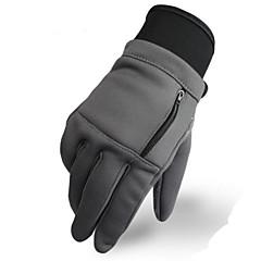 Unisex Handschoenen Recreatiesport Houd Warm / Draagbaar / Anti-Slip Voorjaar / Herfst / Winter Grijs-Sportief-Gratis Grootte
