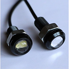 førte angel-eyes (ub) 23-1.0w / 1.5W Bil LED angel-eyes flerfarvet