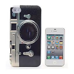 Para Capinha iPhone 5 Estampada Capinha Capa Traseira Capinha Desenho Rígida PCiPhone 7 Plus / iPhone 7 / iPhone 6s Plus/6 Plus / iPhone