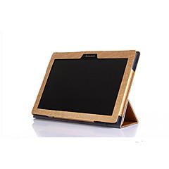 für lenovo tab2 a10-30 Fall verfügbar hochwertige dünne 3 Klapp Flip-Lederabdeckung für Tab 2 x30f a10-30 Tablette