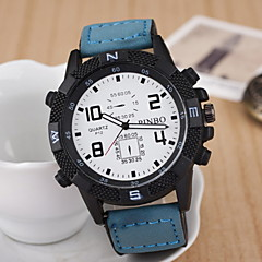 Men's Watch Sports Rubber Band Wrist Watch Cool Watch Unique Watch