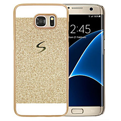 Luxury Beauty Hybrid Shiny Bling Glitter Sparkle Hard PC Cover Case for Samsung Galaxy S7/S7 Edge/S6/S6 Edge/S6 Edge+/S5