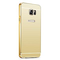 For Samsung Galaxy etui Belægning Etui Bagcover Etui Helfarve PC for Samsung S7 edge S7 S6 edge plus S6 edge S6 S5 S4 S3