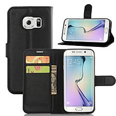 πολυτέλειας vintage πορτοφόλι pu περίπτωση κτυπήματος δέρματος για την κάλυψη των άκρη Samsung Galaxy S7 / S7 άκρη / S3 / S4 / S5 / S6 /