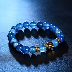 New Arrival Stone Buddha Religion Bracelet Strand Bracelets Daily / Casual 1pc Christmas Gifts