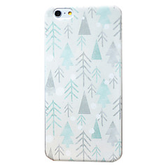 For iPhone 6 Case / iPhone 6 Plus Case Pattern Case Back Cover Case Tile Soft TPU iPhone 6s Plus/6 Plus / iPhone 6s/6