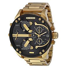Muži hodinky quartz vodotěsné sportovní hodinky kalendářního pravá nerezová ocel náramkové hodinky Montre Reloj Relogio