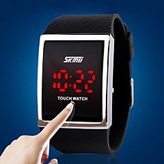 Unisex watches SKEI Watch TOUCH Multifunction Silica gel Men's sport Waterproof watch montre femmes Cool Watches Unique Watches Fashion Watch