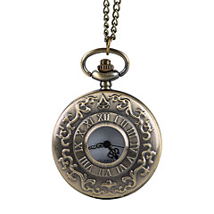 Unisex Pocket Watch Roman Classical Embossed Paper Hollow Flip Shiying Huai Table Cool Watches Unique Watches