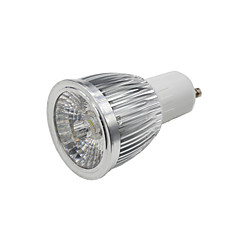 5W E14 / GU10 / GU5.3(MR16) / GX5.3 / B22 / E26/E27 Faretti LED MR16 1PCS COB 300-380LM lm Bianco caldo / Luce fredda DecorativoAC 85-265