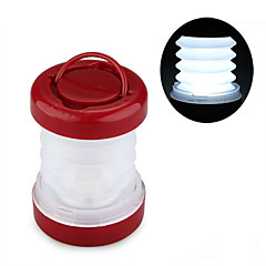 조명 랜턴 & 텐트 조명 LED 100 루멘 1 모드 LED AAA 방수 / 나이트 비젼 캠핑/등산/동굴탐험 / 일상용 ABS