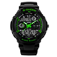 The New Fashion Watches Multifunction Dual Display Outdoor Climbing Sports Watches