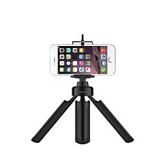 """ροκ καθολική κράμα αλουμινίου μίνι portabletripod με ¼ """"βίδα για φωτογραφική μηχανή GOPRO smartphones iphone android"""