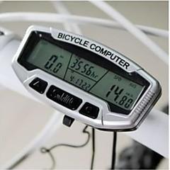 Bike Ure(sølvfarvede,ABS / Plastik) -Mountain Bike / Vejcykel / MTB / BMX / Fixed Gear Bike / Rekreativ Cykling-Vandtæt / Max - Maximum