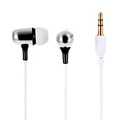 3.5mm stereo douszne słuchawki douszne słuchawki TX-317 dla iPod / iPad / iPhone / MP3