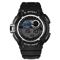 Fashion Sports Multifunction Electronic Watch Classic Popular Men's Business Waterproof Watch