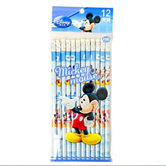 Wood Cute Colored Pencils(12PCS)