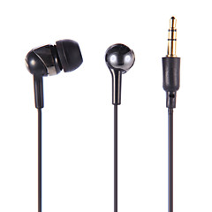 Stereo da 3,5 mm in-ear auricolari delle cuffie tx-312 per iPod / iPad / iPhone / MP3