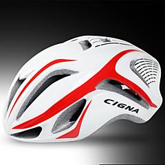Women's / Men's Road / Sports Bike helmet 17 Vents Cycling Road Cycling Large59-63cm PC / EPS