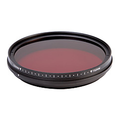 FOTGA® All-in-One Adjustable 530nm-750nm Infrared IR Pass X-Ray Lens Filter 72mm