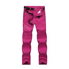Uniszex Planinarske hlače Vízálló Gyors szárítás Viselhető Légáteresztő Nadrágok mert Kempingezés és túrázás Mászás Kerékpározás/Kerékpár