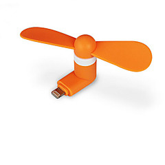 popolare ventilatore USB Mini per iPhone 6 / 6S / 5/6 più aria ipad / ari2 (colori assortiti)