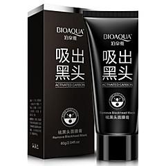 1 Maske Våd Kaki Blegende / Pore Reducerende / Anti-Akne / Udrensning / Hudorme Ansigt Sort Fade Kina Bioaqua