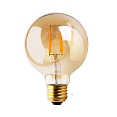1 pç GMY E26/E27 2W 2 COB ≥180 lm Branco Quente G80 edison Vintage Lâmpadas de Filamento de LED AC 220-240 V