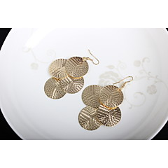 Europe And The United States All-Match Individuality Of Female Multilayer Earrings