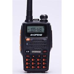 Baofeng Käsin pidettävä / Digitaalinen UV-5R UPFM-radio / Äänikehote / Kaksoiskanava / Kaksoiskanavanäyttö / Kaksoisvalmiustila /