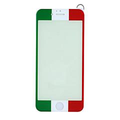 Benks 3d gebogen ultradun gehard glas screen protector voor iPhone 6 / s iphone 6 / s plus voor het voetbal cup italië