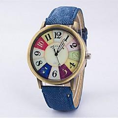 Couple's Casual Watch Retro Dial Belt Quartz Watch Fashion Watch Cool Watches Unique Watches