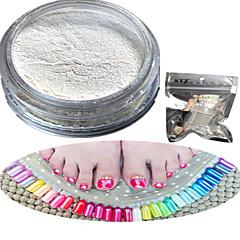 1 Set Nail Art Magical Gold Glitter Pearl Powder And Eye Shadow Brush Set Nail Beauty HCJ