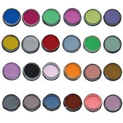 24db mix színes köröm szobrot faragott akril por