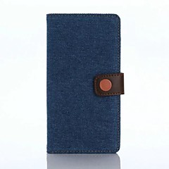 For Sony Case / Xperia X / Xperia XA / Xperia Z5 / Xperia Z3 Card Holder / Wallet / with Stand / Flip Case Full Body Case Solid Color Hard