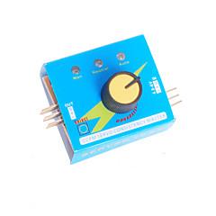 πολλαπλών servo tester 3CH ECS ταχύτητα συνέπειας μετρητή κανάλια controler δύναμη ccpm