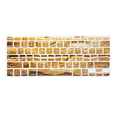 SoliconeKeyboard Cover For13.3 '' / 15.4 '' 網膜とMacBook Proの / MacBook Pro / 網膜とMacbook Airは / MacBook Air