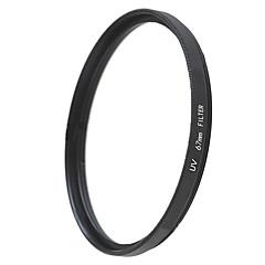 EMOBLITZ 67 millimetri uv ultravioletti lente filtro di protezione nero