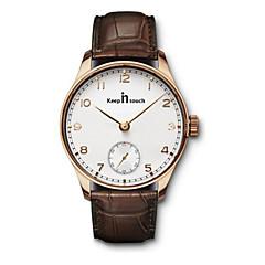 Herren Modeuhr Quartz Armbanduhren für den Alltag Leder Band Glanz / Bettelarmband / Cool Schwarz / Braun Marke-