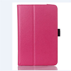 Leather Stand Case Cover For 7 Inch Lenovo IdeaTab A7-50 A3500 Tablet 1pc