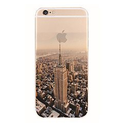 new york minta TPU puha tok iPhone 6s 6 plus