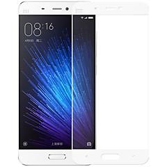 zxd hærdet glas til Xiaomi note fuld skærm dækket film kant bue eksplosionssikret 2.5D for nye hirse 5