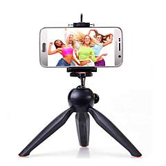 yunteng 228 trepied selfie bastoane cu clemă pentru telefon și aparat de fotografiat