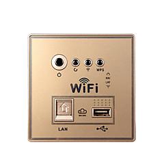 Smart upotettu seinä 150Mbps langaton reititin kotikäyttöön