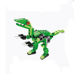 dr 6304 jouets lego nouveau le dinosaure tordu bloc bloc d'oeuf de puzzle pour tenir les jouets pour enfants assemblés