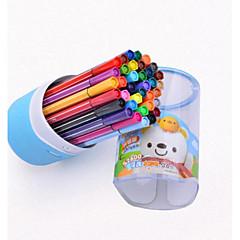 수채화 펜 드로잉 펜 S2600 빨 수채화 펜 안전 무독성 어린이 그림 펜 문구 도매