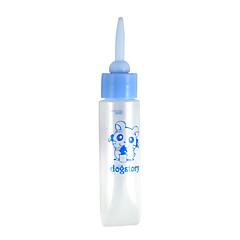 Storage & Closet Ciotole & Bottiglie Plastica Portatile Blu / Rosa
