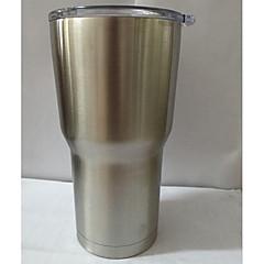 hot δύο στρώσεων από ανοξείδωτο χάλυβα μόνωση κύπελλο 30 ουγκιών φλιτζάνια αυτοκίνητα μπύρα κούπα μεγάλη χωρητικότητα κούπα