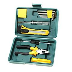 a bordo de 11 conjuntos de traje de combinación kit de emergencia del coche kit de herramientas de emergencia automático b